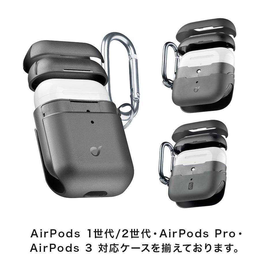 AirPods 1世代/2世代、共通で使うことができます。