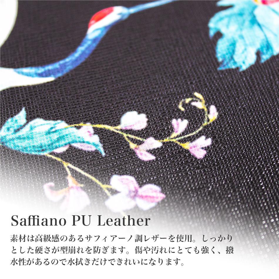 Saffiano PU Leather
