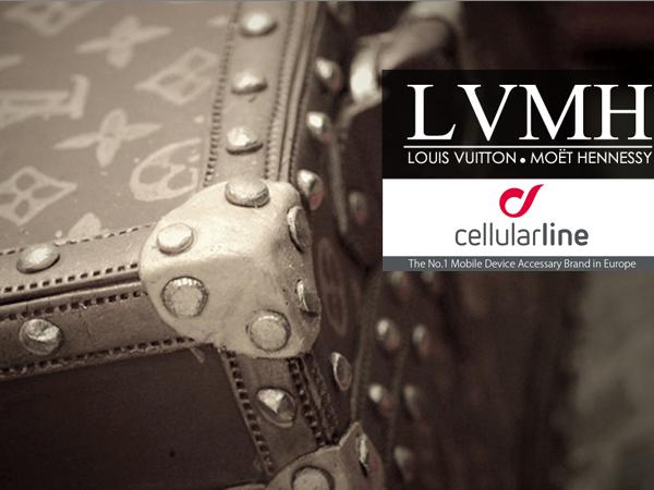 ルイヴィトンを傘下にもつLVMHグループ加盟ブランドです