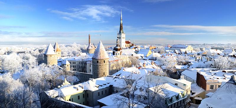 世界で一番空気のキレイな国エストニア